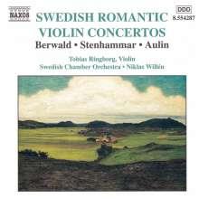 Tor Aulin (1866-1914): Violinkonzert Nr.3 op.14, CD