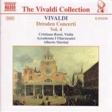Antonio Vivaldi (1678-1741): Violinkonzerte RV 213,219,224,240,344,388, CD