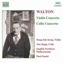William Walton (1902-1983): Violinkonzert, CD