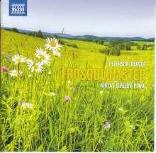 Wilhelm Peterson-Berger (1867-1942): Frösö Blomster für Klavier, CD