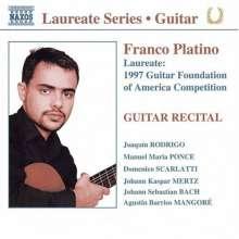 Franco Platino,Gitarre, CD