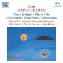 Alan Rawsthorne (1905-1971): Klavierquintett, CD