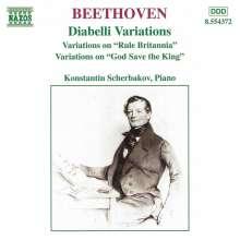 Ludwig van Beethoven (1770-1827): Diabelli-Variationen op.120, CD