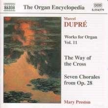 Marcel Dupre (1886-1971): Orgelwerke Vol.11, CD