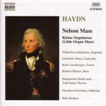 Joseph Haydn (1732-1809): Messen Nr.7 & 11 (Kl.Orgelsolo & Nelson), CD