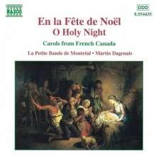 Französische Weihnachtslieder aus Kanada, CD