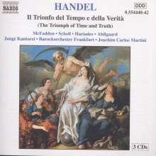 Georg Friedrich Händel (1685-1759): Il Trionfo del Tempo e della Verita, 3 CDs