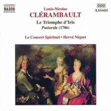 Louis-Nicolas Clerambault (1676-1749): Le Triomphe d'Iris (1706), CD
