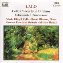 Edouard Lalo (1823-1892): Cellokonzert d-moll, CD