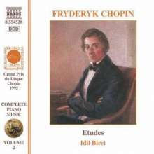 Frederic Chopin (1810-1849): Etüden Nr.1-24, CD