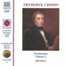 Frederic Chopin (1810-1849): Nocturnes Nr.11-19, CD