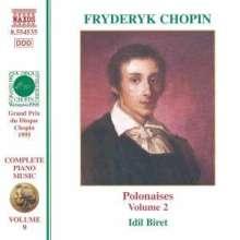 Frederic Chopin (1810-1849): Polonaisen Nr.8-16, CD