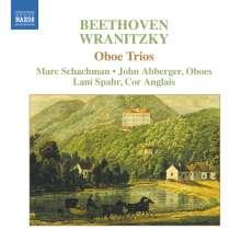 Anton Wranitzky (1761-1820): Trio für 2 Oboen & Englisch Horn, CD