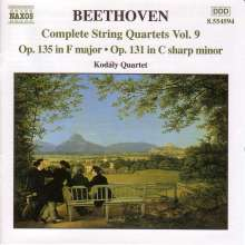 Ludwig van Beethoven (1770-1827): Streichquartette Nr.14 & 16, CD