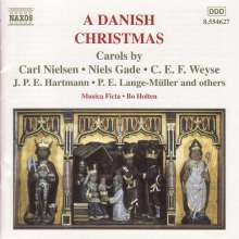 A Danish Christmas, CD
