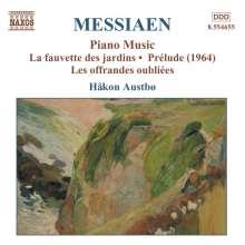 Olivier Messiaen (1908-1992): La Fauvette des Jardins, CD