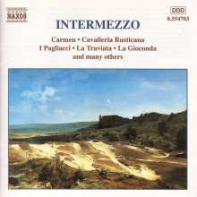 Intermezzo, CD