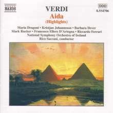 Giuseppe Verdi (1813-1901): Aida (Ausz.), CD