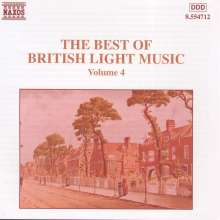 The Best of British Light Music Vol.4, CD