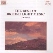 The Best of British Light Music Vol.5, CD