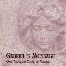 English Christmas Carols - Gabriel's Message, CD