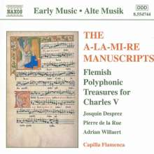 Flemish Polyphonic Treasures for Charles V, CD