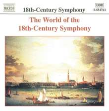 The World of 18th Century Symphonies, CD