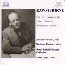 Alan Rawsthorne (1905-1971): Cellokonzert, CD