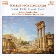 Anthony Camden spielt italienische Oboenkonzerte Vol.2, CD
