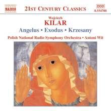 Wojciech Kilar (1932-2013): Krzesany für Orchester, CD