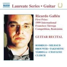 Ricardo Gallen,Gitarre, CD