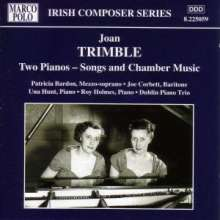 Joan Trimble (1915-2000): Kammermusik, CD