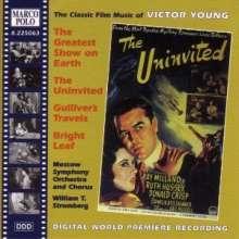 Victor Young (1900-1956): Filmmusik: Filmmusik, CD