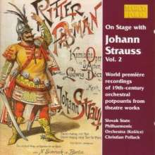 Johann Strauss II (1825-1899): Potpourris Vol.2, CD