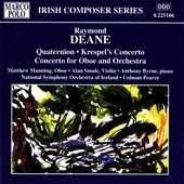 Raymond Deane (geb. 1953): Oboenkonzert, CD