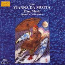 Jose Vianna da Motta (1868-1948): Klavierwerke, CD