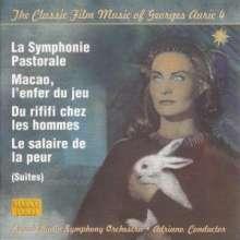 Georges Auric (1899-1983): Suiten aus Filmmusiken, CD
