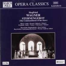 Siegfried Wagner (1869-1930): Sternengebot op.5, 2 CDs