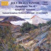 Joly Braga Santos (1924-1988): Symphonie Nr.4, CD