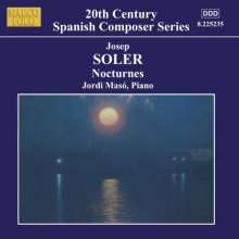 Josep Soler (geb. 1935): Nocturnes Nr.1-12, CD