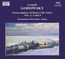Leopold Godowsky (1870-1938): Klavierwerke Vol.7, CD