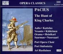 Fredrik Pacius (1809-1891): König Carls Jagd (in finnischer Spr.), 2 CDs