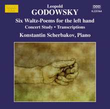 Leopold Godowsky (1870-1938): Klavierwerke Vol.12, CD