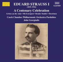 Eduard Strauss (1835-1916): Eduard Strauss I - A Centenary Celebration, CD