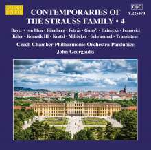 Contemporaries Of The Strauss Family Vol.4, CD