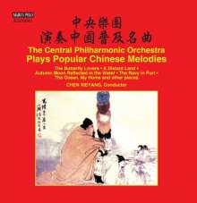 The Central Philharmonic Orchestra Plays Popular Chinese Melodies, CD