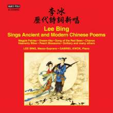 Lee Bing sings Ancient and Modern Chinese Poems, CD