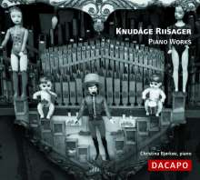 Knudage Riisager (1897-1974): Klavierwerke, CD
