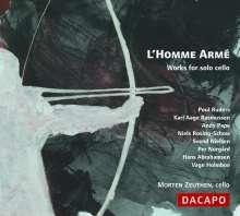 Morten Zeuthen - L'Homme Arme, CD