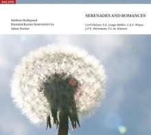 Serenaden & Romanzen aus Dänemark, CD